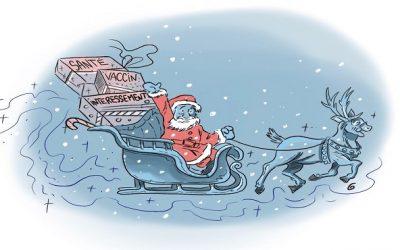 L'édito du SNECA National : Le Père Noël est passé !