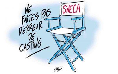 Les candidats SNECA CFE-CGC aux élections professionnelles de PCA